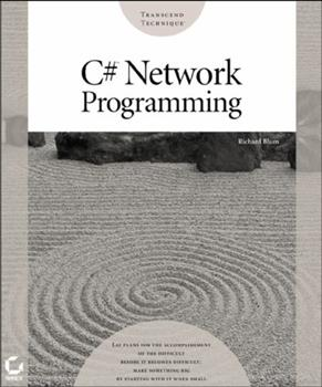 C# Network Programming 0782141765 Book Cover