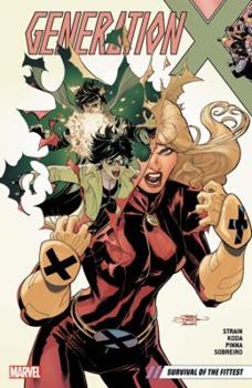 Generation X, Vol. 2: Survival of the Fittest - Book  of the Generation X 2017 Single Issues