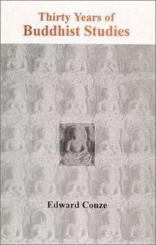 Thirty Years of Buddhist Studies 8121509602 Book Cover