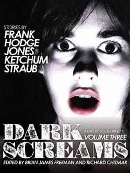 Dark Screams: Volume Three 1494518317 Book Cover