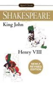 King John and Henry VIII 0451529235 Book Cover