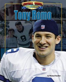 Tony Romo 193608760X Book Cover