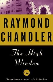 The High Window 0394721411 Book Cover
