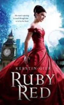 Paperback Ruby Red Book