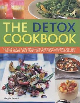 Hardcover The Detox Cookbook Book