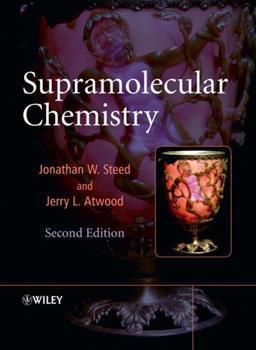 Hardcover Supramolecular Chemistry Book