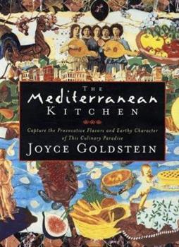 The Mediterranean Kitchen Book By Joyce Goldstein