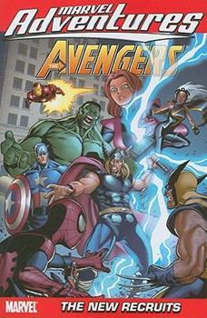 Marvel Adventures The Avengers Volume 8 Digest (v. 8) - Book  of the Marvel Adventures