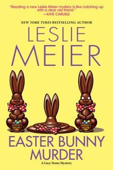 Paperback Easter Bunny Murder Book