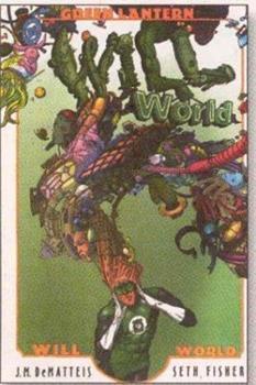 Green Lantern: Willworld - Book  of the Green Lantern #Hal Jordan vol. 2