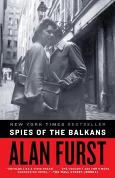 Spies of the Balkans 0812977386 Book Cover