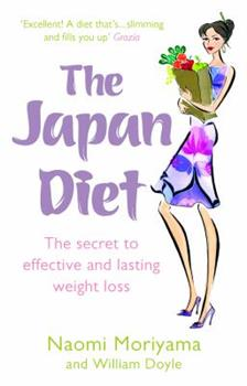 The Japan Diet: The Secret to Effective and Lasting Weight Loss 0091917042 Book Cover