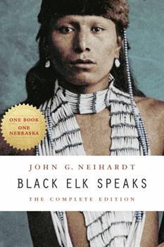 Black Elk Speaks 0803251416 Book Cover