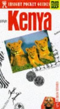 Paperback Kenya Insight Pocket Guide (Pocket Guides) Book