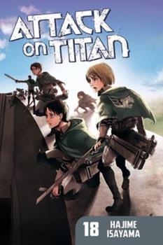 Paperback Attack on Titan, Vol. 18 Book
