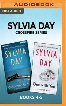 Crossfire Series# 4-5: Captivated by You / One with You