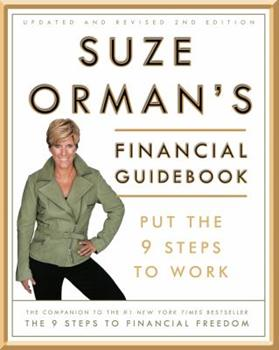 Suze Orman's Financial Guidebook: Put the 9 Steps to Work 0609808931 Book Cover