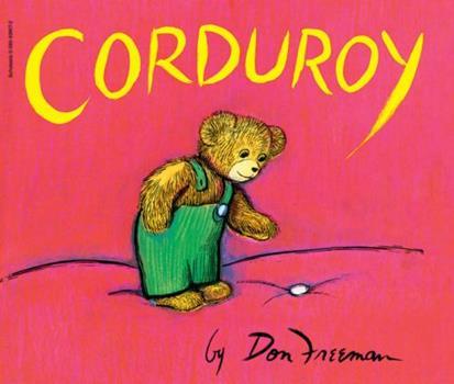 Paperback Corduroy Book