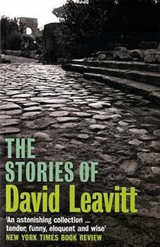 Stories of David Leavitt 0747574030 Book Cover