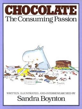 Paperback Chocolate: The Consuming Passion Book