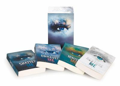 Shatter Me Series Paperback Box Set: Books 1-4 0062899724 Book Cover