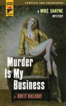 Murder Is My Business 0857683470 Book Cover