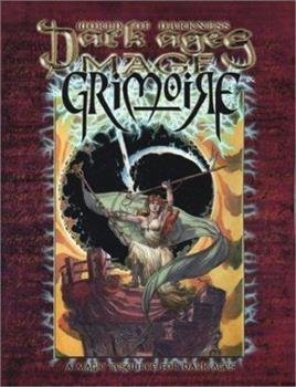 Dark Ages: Mage Grimoire (Vampire) 1588464113 Book Cover