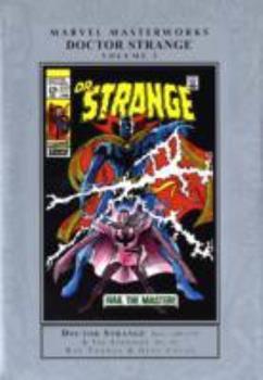 Marvel Masterworks: Doctor Strange, Vol. 3 - Book #75 of the Marvel Masterworks