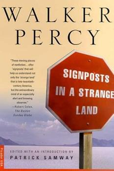Signposts in a Strange Land: Essays 0374263914 Book Cover
