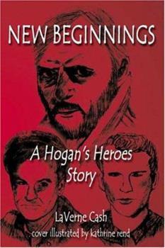 Paperback New Beginnings: A Hogan's Heroes Story Book