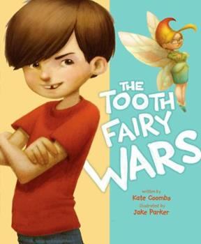The Tooth Fairy Wars 1416979158 Book Cover