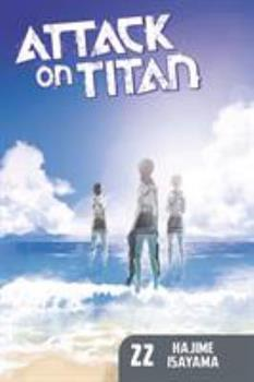 Paperback Attack on Titan 22 Book