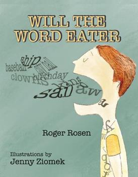Paperback Will the Word Eater Book