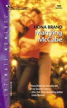 Marrying McCabe (Silhouette Intimate Moments, 1099) (Intimate Moments, 1099) 0373271697 Book Cover