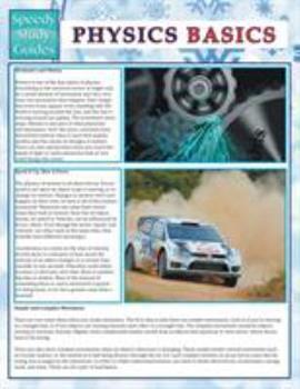 Paperback Physics Basics (Speedy Study Guide) Book