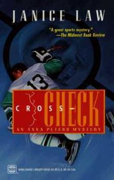 Cross-Check: An Anna Peters Mystery 0373262914 Book Cover