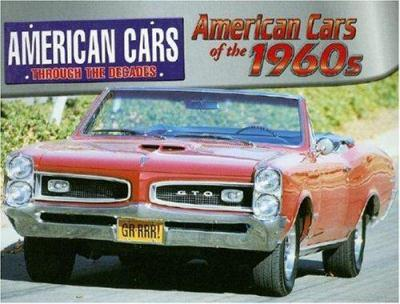 Library Binding American Cars of the 1960s Book