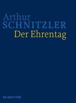 Der Ehrentag 3110532085 Book Cover