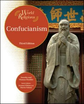 Confucianism (World Religions) 0816024456 Book Cover