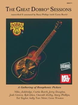 Mel Bay A Gathering of Resophonic Pickers 0786620811 Book Cover