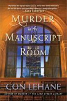Murder in the Manuscript Room - Book #2 of the 42nd Street Library Mystery