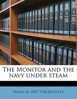 Paperback The Monitor and the navy under Steam Book