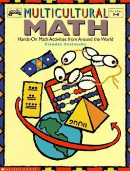 Multicultural Math: Hands-On Math Activities from Around the World (Instructor Books) 0590496468 Book Cover