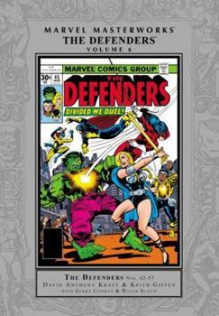 Marvel Masterworks: The Defenders, Vol. 6 - Book #260 of the Marvel Masterworks