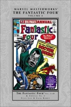 Marvel Masterworks: Fantastic Four Vol. 4 - Book #21 of the Marvel Masterworks