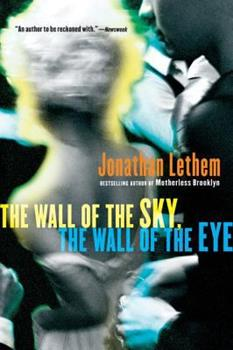 The Wall of the Sky, the Wall of the Eye 0571205992 Book Cover