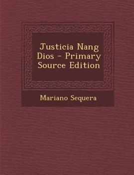 Paperback Justicia Nang Dios Book