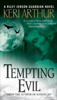 Tempting Evil - Book #3 of the Riley Jenson Guardian
