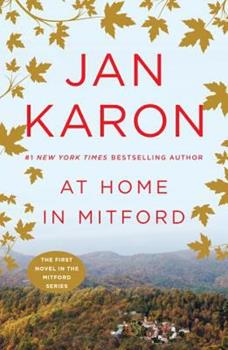 At Home in Mitford - Book #1 of the Mitford Years