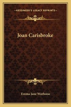 Paperback Joan Carisbroke Book
